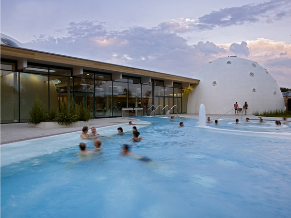 Therme Bad Aibling Freibad